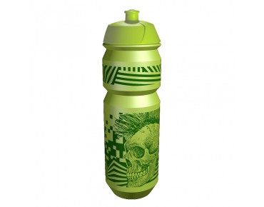 rie:sel design - borraccia 750 ml skull grün