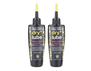 Muc-Off Dry Lube PTFE chain oil set 2 for 1