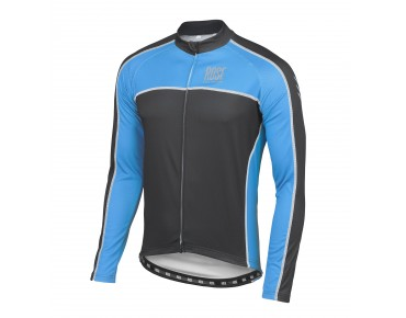 ROSE DESIGN IV thermal long-sleeved jersey black/sky