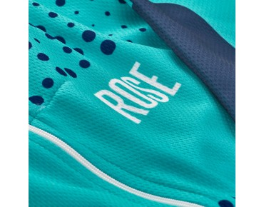 ROSE DOTS II thermal long-sleeved jersey for women malibu/blue