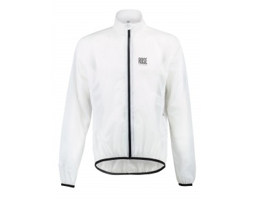 PERFORMANCE II Regenjacke transparent