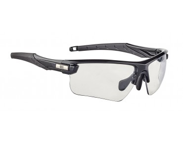 ROSE PS 07 photochromic  - occhiali fotocromatici shiny black / photochromic clear to grey