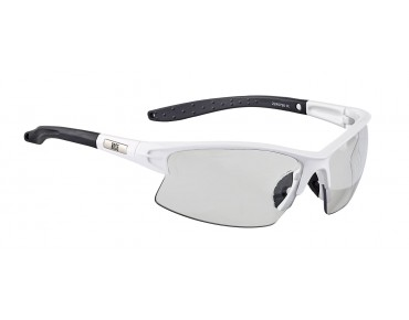 ROSE PS 08 photochromic glasses shiny white-black / photochromic clear to grey