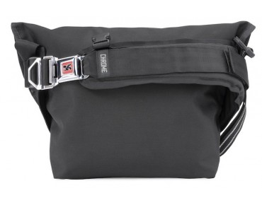 CHROME MINI METRO messenger bag black/red