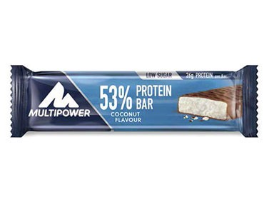 Multipower 53 % Protein Bar Riegel coconut