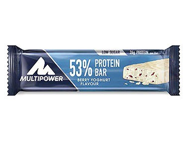 Multipower 53% Protein Bar berry yoghurt