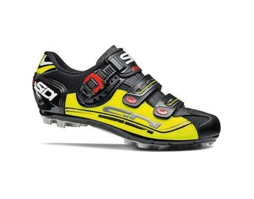 SIDI EAGLE 7 MTB Schuhe black/yellow