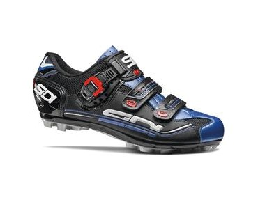 SIDI EAGLE 7 MTB Schuhe black/blue