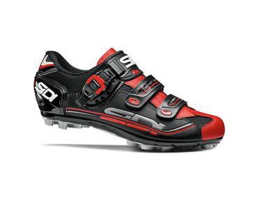 SIDI EAGLE 7 MTB Schuhe black/red