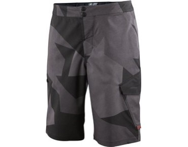 FOX RANGER CARGO cycling shorts incl. inner pants camo