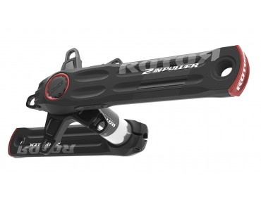 Rotor 2INpower power meter black
