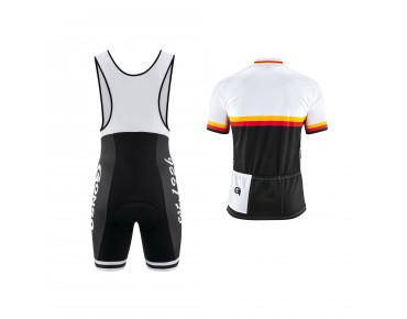 GONSO set MINDER cycling jersey + MAX bib shorts