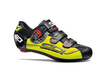 SIDI GENIUS 7 MEGA Rennradschuhe black/yellow/black