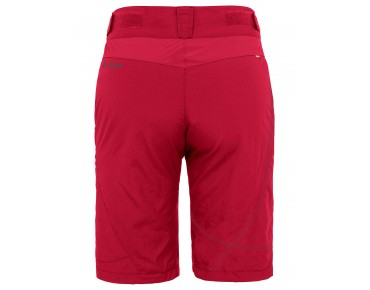 VAUDE TAMARO women's shorts indian red