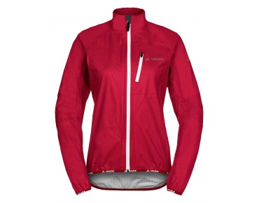 VAUDE DROP JACKET III Damen Regenjacke indian red