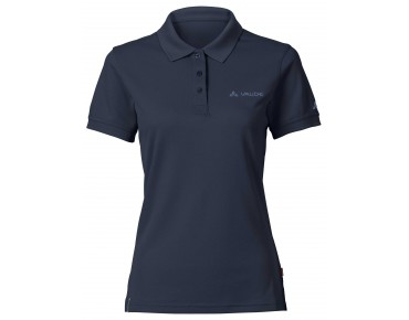 VAUDE MARWICK women's polo shirt eclipse