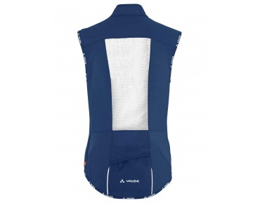 VAUDE AIR VEST II windproof vest for women sailor blue