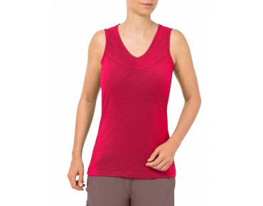 VAUDE SKOMER 2016 women's top indian red