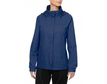 VAUDE ESCAPE BIKE LIGHT JACKET women's all-weather jacket sailor blue