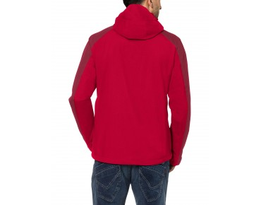VAUDE ESCAPE PRO jacket indian red/raisin