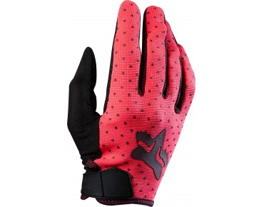 FOX RIPLEY - guanti donna neon red