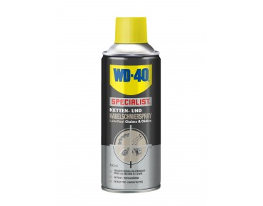 WD-40 chain and cable lubricant