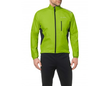VAUDE SPRAY JACKET IV all-weather jacket pistachio
