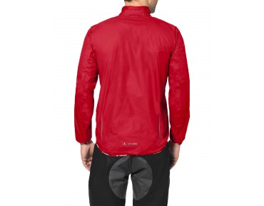 VAUDE DROP JACKET III all-weather jacket indian red