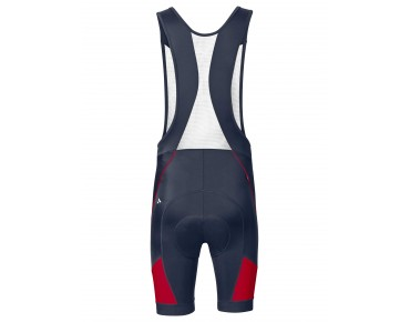 VAUDE ADVANCED II bib shorts eclipse