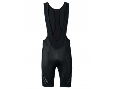VAUDE ADVANCED II bib shorts black