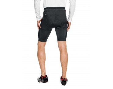 VAUDE ADVANCED II bike shorts black