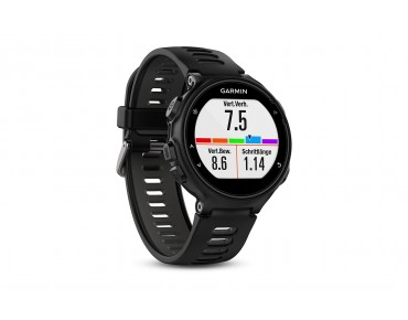 Garmin Forerunner 735XT GPS running watch black/grey