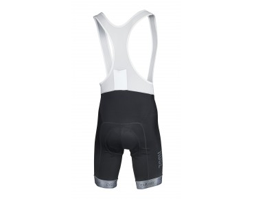 ROSE BLACK TOP CYW bib shorts black/grey