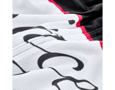 ROSE RETRO 1907 jersey black/white/red