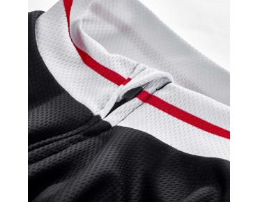ROSE RETRO 1907 Trikot black/white/red