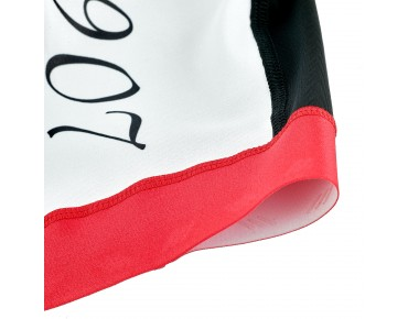 ROSE RETRO 1907 bib shorts black/white/red