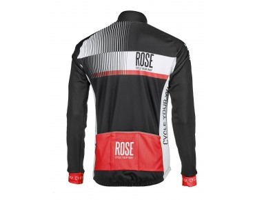 ROSE TOP CYW WIND thermojack black/white/red