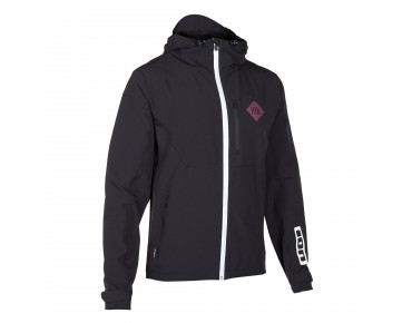 ION CARVE softshell jacket black