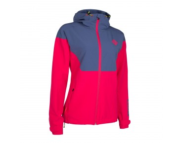 ION FLOW women's softshell jacket dark night