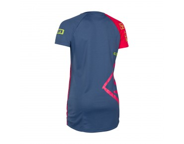 ION SCRUB_AMP women's cycling shirt sunset pink