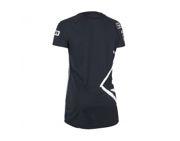 ION SCRUB_AMP women's cycling shirt black