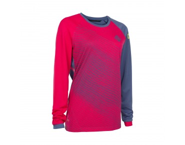 ION SCRUB_AMP long-sleeved cycling shirt for women