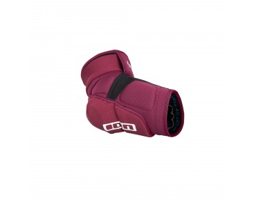 ION E_PACT elbow protectors combat red