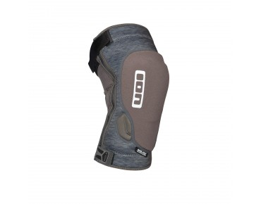 ION K_LITE_ZIP knee protectors grey melange