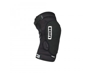 ION K_LITE_ZIP knee protectors black