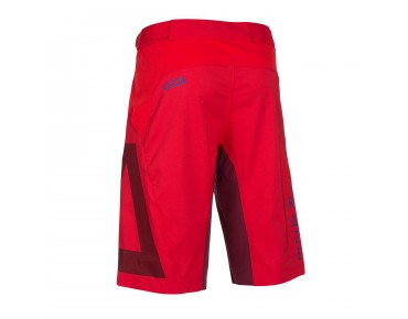 ION TRAZE_AMP Bikeshorts blazing red