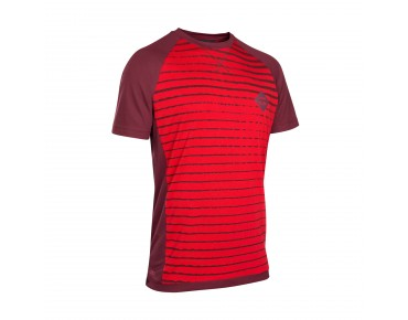 ION SCRUB_AMP cycling shirt combat red