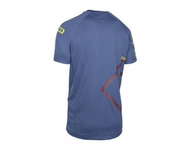 ION SCRUB_AMP cycling shirt dark night