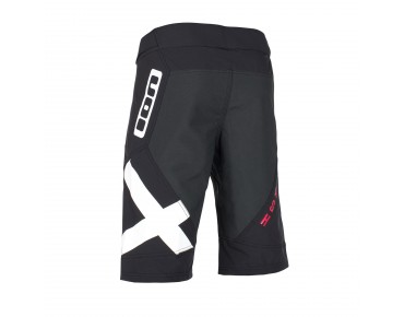 ION SLASH_AMP cycling shorts black