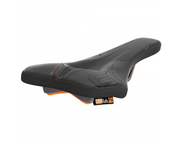 SQlab 611 Ergowave active TiTube sella MTB black